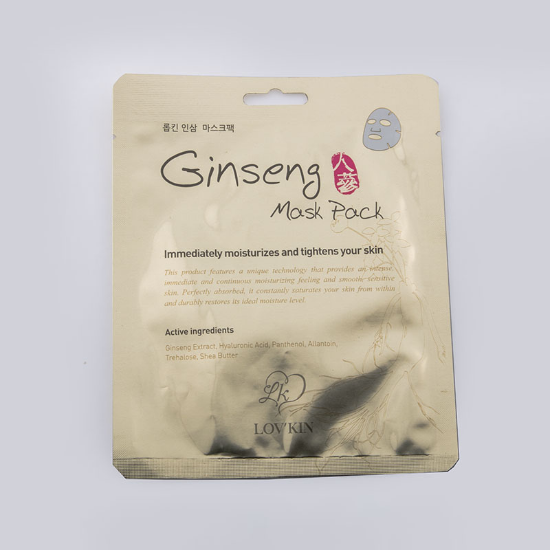 GINSENG MASK PACK - skin care mask