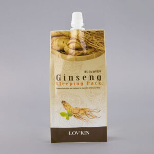 ginseng sleeping mask
