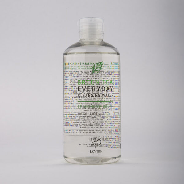 GREEN TEA - Everyday cleansing foam make-up remover 03