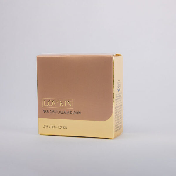LOV'KIN PEAL CARAT COLLAGEN CUSHION - water-covered chalk 03