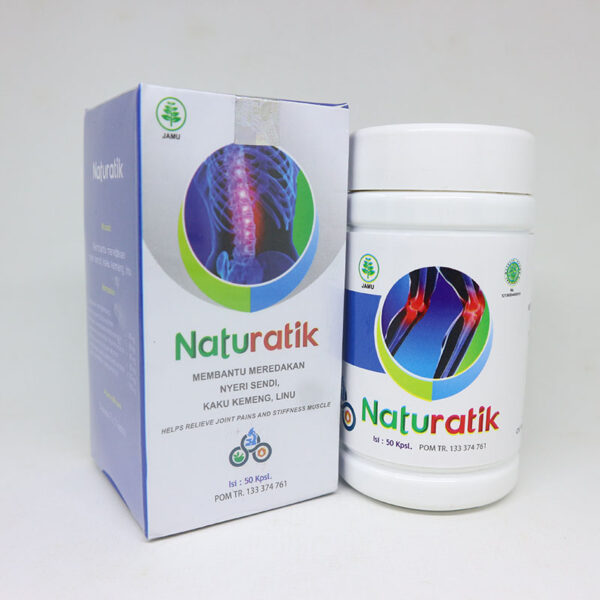 NATURATIK - Natural herbal remedy for joint pain 02