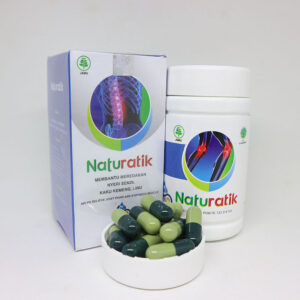 NATURATIK - Natural herbal remedy for joint pain 01