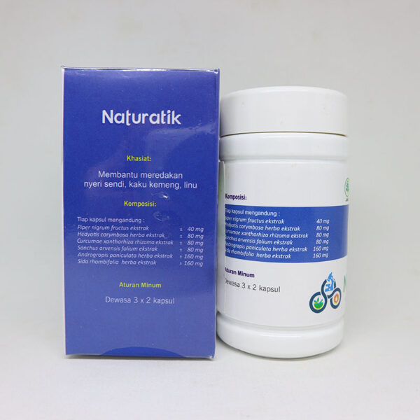 NATURATIK - Natural herbal remedy for joint pain 03