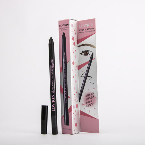 TECHNICAL GEL EYELINER -